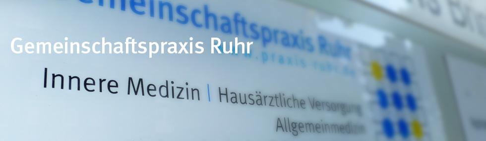 Gemeinschaftpraxis Ruhr